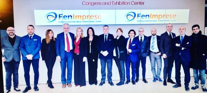 Entebil presente al FenSpot organizzato da FenImprese Firenze capitanata dal Presidente Papucci
